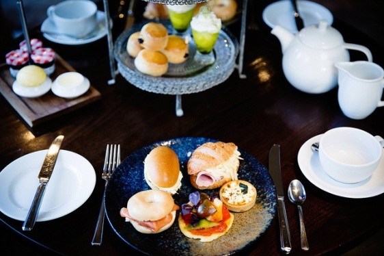 Hotel du Vin Afternoon tea Photo courtesy of Hotel du Vin